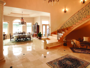 Think you need your marble floor cleaned?