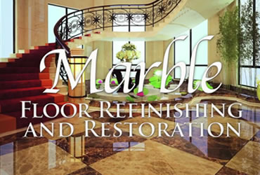 Marble Floor Polishing South Florida
