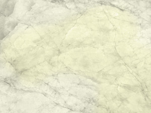 Why does white marble turn yellow ?