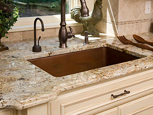Countertop Cleaning and Sealing