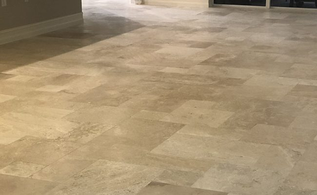 Beautiful Level Travertine